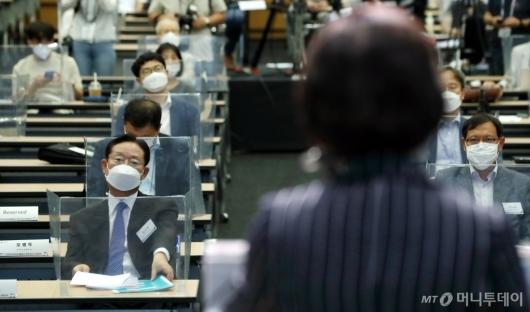 [사진]'공수처 설립방향 논의를 위해'