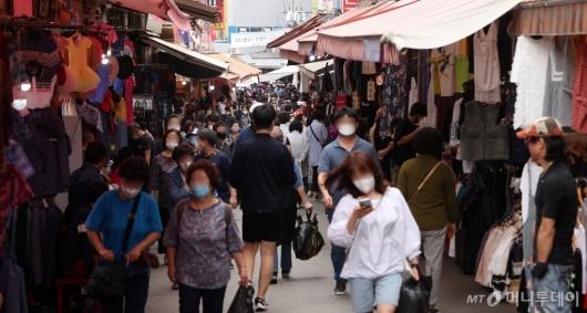 [사진]'대한민국 동행세일' 참여한 전통시장