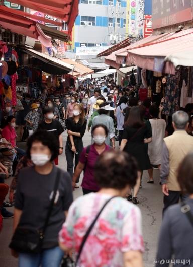 [사진]전통시장에서도 '대한민국 동행세일'