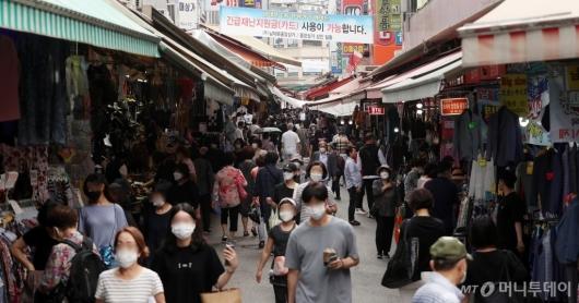 [사진]전통시장, 대한민국 동행세일 참여