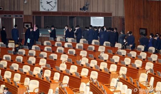 [사진]제379회 국회 제6차 본회의