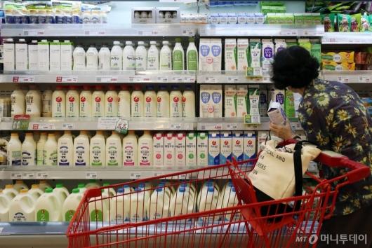 [사진]'우유 원윳값 협상…오늘 추가 협상 여부 결정'