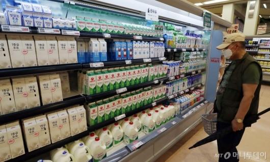 [사진]'우유 원윳값 또 오를까?'