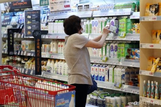 [사진]'우유 가격 또 오를까?'