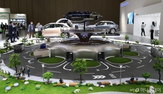 [사진]현대차의 미래 에코시스템