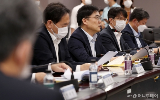 [사진]금융위, 금융소비자 피해 분야 점검 합동간담회