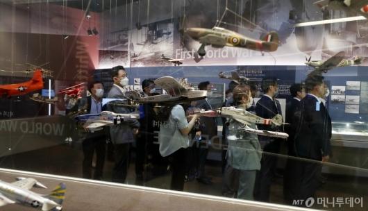 [사진]'비행기의 역사를 한눈에'