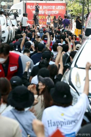[사진]이스타항공노동자 7차 결의대회