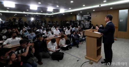 [사진]서정협 서울시장 권한대행에 쏠린 눈