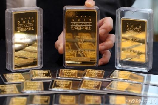 [사진]순금 1돈에 30만원 돌파
