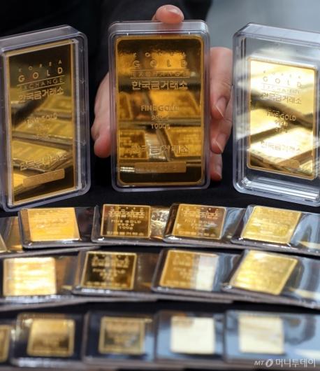 [사진]연일 상승하는 금값