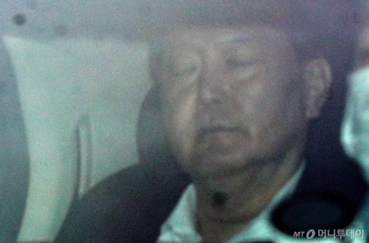 [사진]윤석열 검찰총장 출근