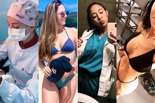 분개한 미국 女의사들의 비키니 셀카, 왜?