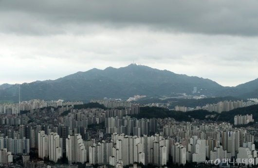 [사진]주택시장 먹구름 걷힐까?