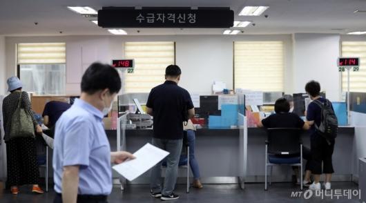 [사진]7월 취업자 27만명 감소