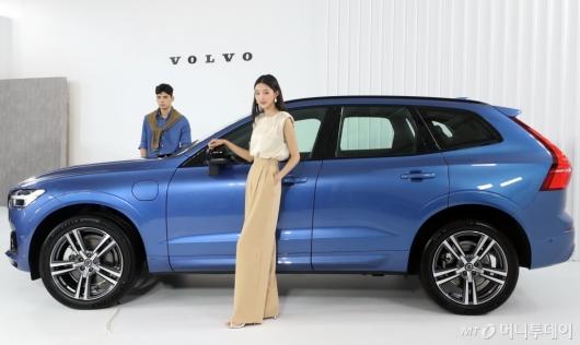 [사진]볼보코리아, SUV XC60 T8 R-디자인 출시
