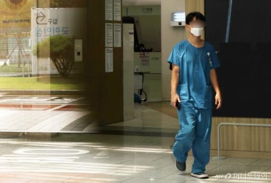 [사진]의료계 집단행동 돌입, 정부 의료정책 반대