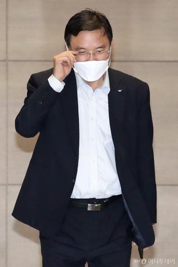 [사진]간담회 참석하는 구본환 인천국제공항 사장