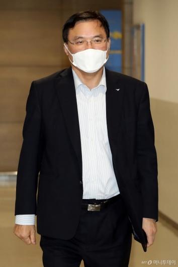 [사진]해임 의결된 인천공항공사 사장