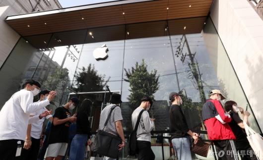 [사진]애플워치 신제품 국내 출시