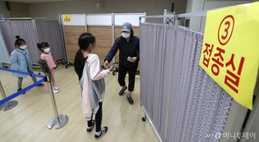 [사진]순차적 무료 독감 예방접종 재개