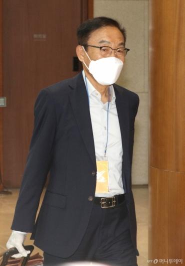 [사진]귀국하는 김기남 삼성전자 DS부문 부회장