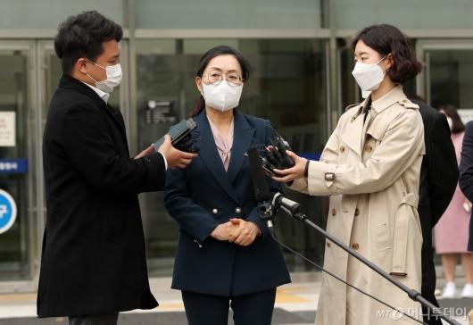 [사진]은수미, 파기환송심 벌금 90만원 선고