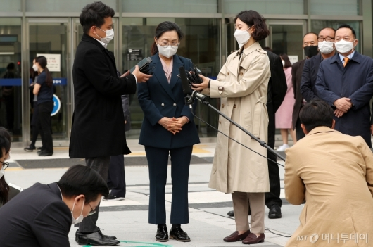 [사진]은수미 파기환송심 벌금 90만원, 시장직 유지