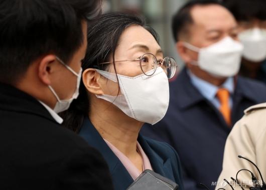 [사진]은수미 시장 파기환송심 벌금 90만원 선고
