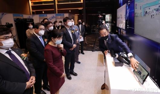 [사진]'디지털콘텐츠 코리아 엑스포 2020' 비대면 개최