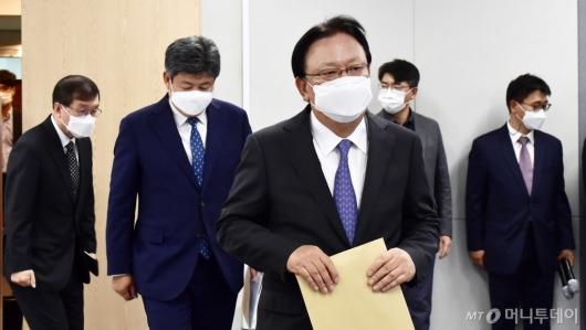 [사진]'택배기사 과로사' 사과 나선 CJ대한통운