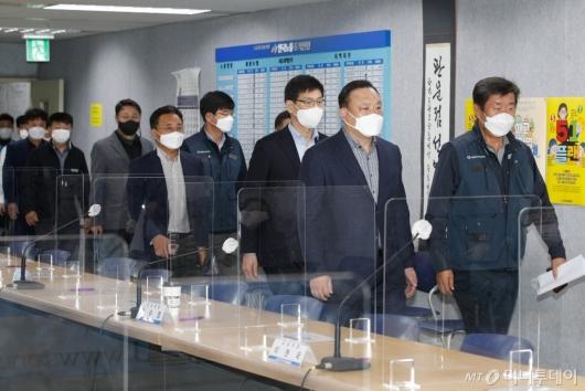 [사진]삼성전자 노사, 첫 단체교섭 돌입