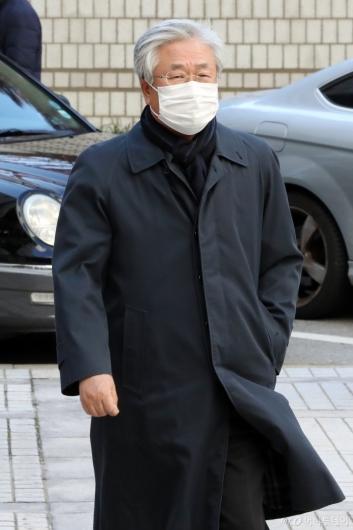 [사진]법정 향하는 박상진