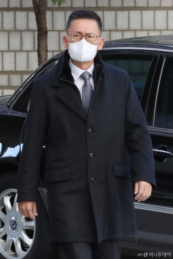 [사진]법정 향하는 황성수