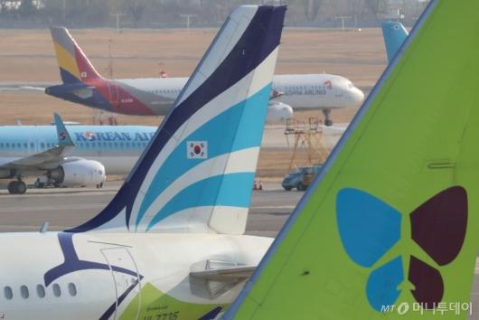 [사진]'대한항공-아시아나항공 통합' 법원 판결 임박