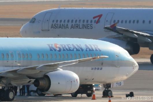 [사진]대한항공·아시아나 통합, 이르면 30일 결정