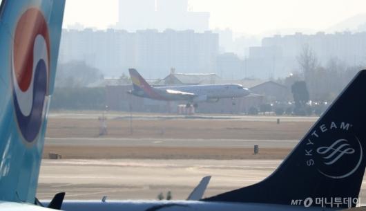 [사진]이르면 오늘 '대한항공·아시아나 통합' 법원 판결