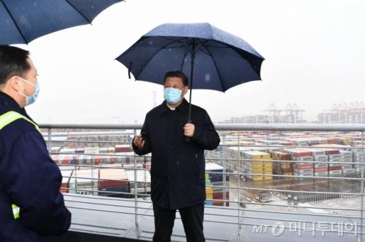 중국 상품 싣고 떠난 컨테이너…다시 돌아오지 않는 이유