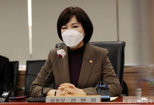 [사진]발언하는 전현희 국민권익위원장