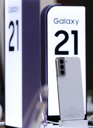[사진]카메라 기능 대폭 강화된 '갤럭시 s21'