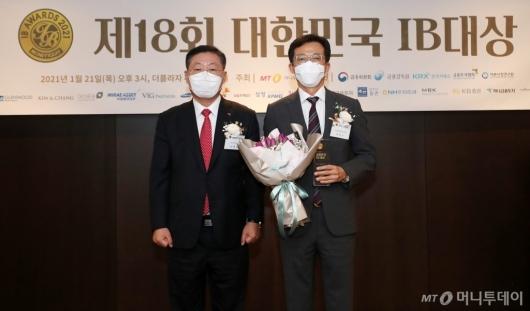[사진]김앤장, 대한민국 IB대상 최우수 법률자문 선정