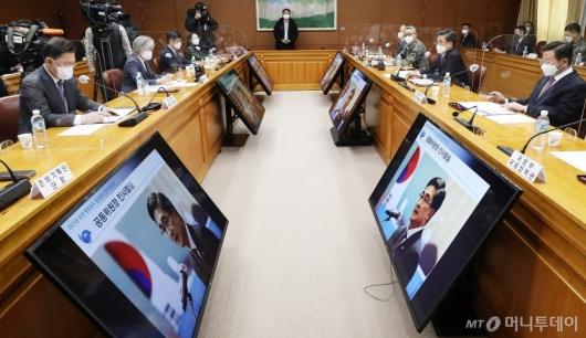 [사진]유엔 평화유지 장관회의 준비위원회의