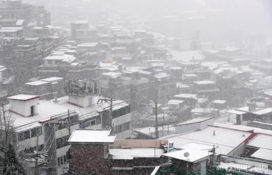 [사진]눈 쌓인 서울