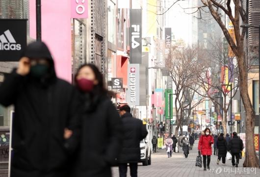 [사진]정부, 수도권 사회적 거리두기 2단계로 완화
