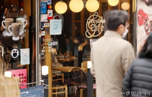 [사진]수도권 카페 및 음식점 영업시간 1시간 연장
