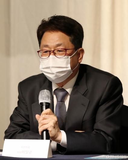 [사진]발언하는 이달곤 국민의힘 의원
