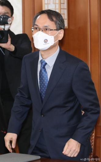 [사진]'LH 투기 의혹' 수사 보고