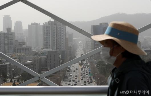 [사진]답답한 서울