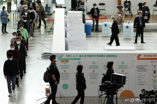 [사진]서울시민의 선택은?