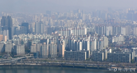 [사진]서울 소형 아파트, 전년 대비 22.7% 상승